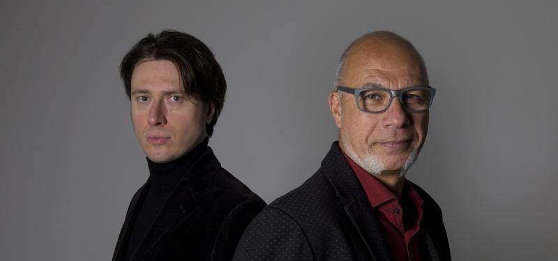 Luca Cecchelli e Agostino Celti -2018 (foto Ad Hoc 1651b)