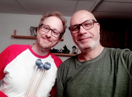 con Marco Bianchi