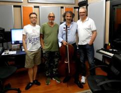 Egidio, io, Luciano e Gianni